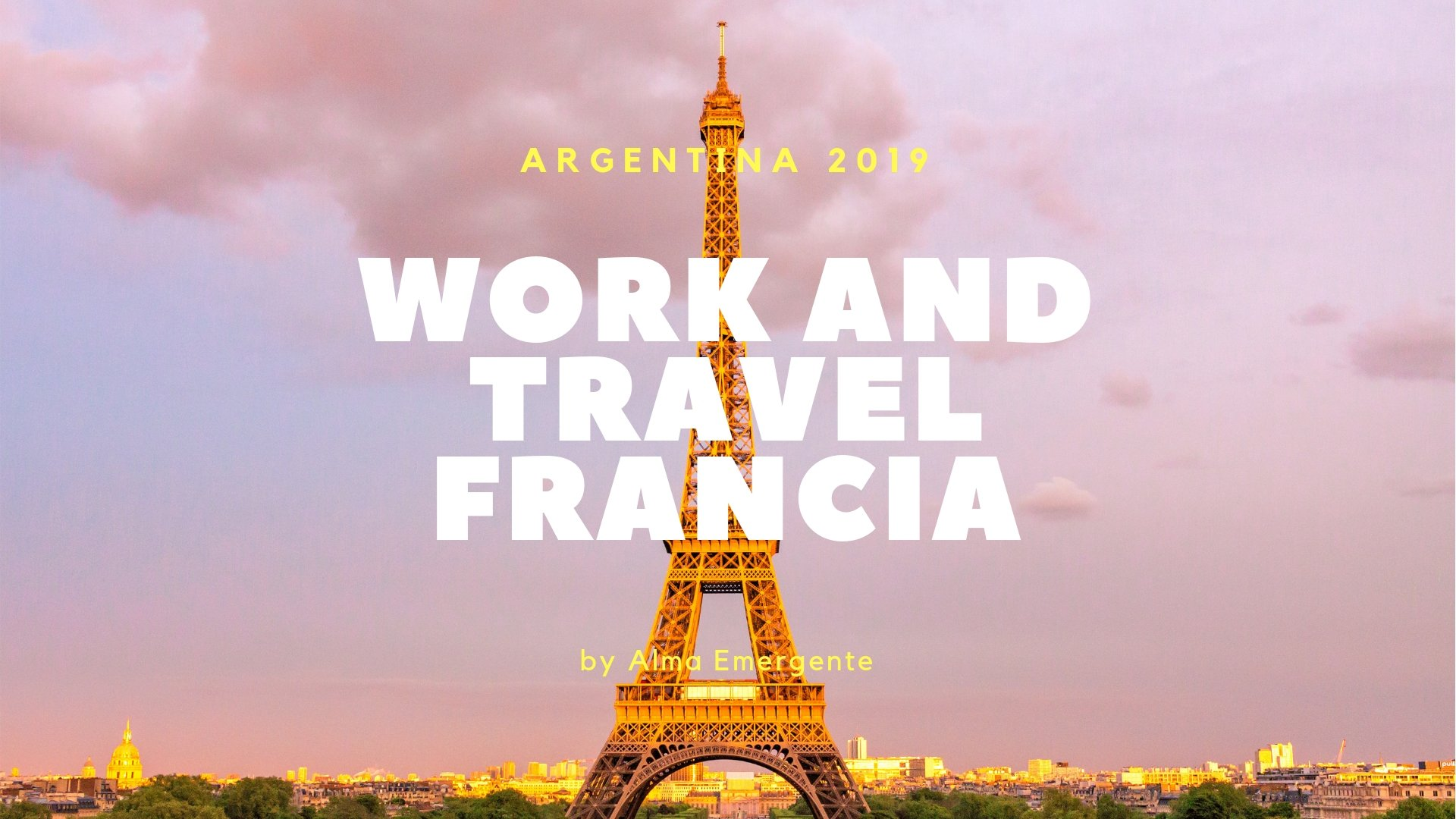 Work and Travel Francia